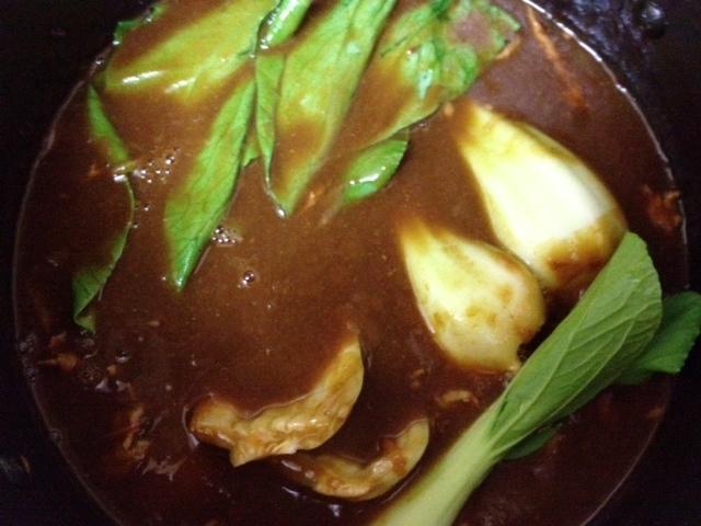 中華風カレー7