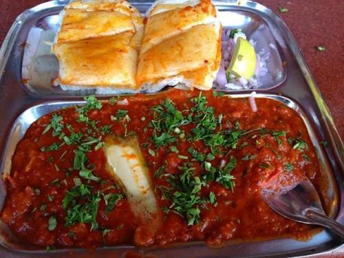 インドの屋台料理1