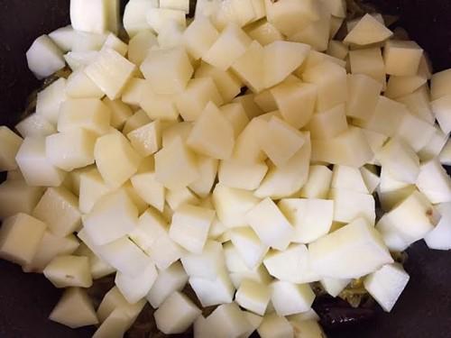 ポテト調理4